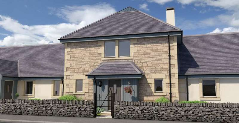 2 Bedrooms Terraced House for sale in Birgham East, Berwickshire