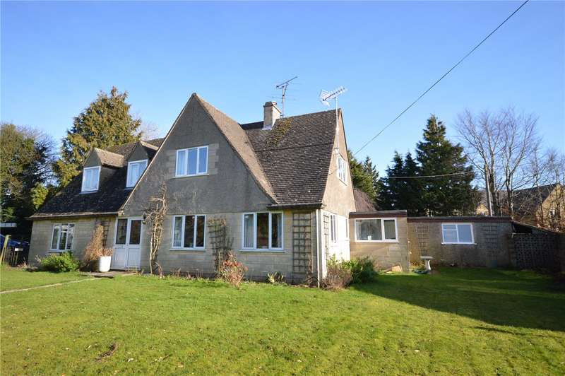 4 Bedrooms Detached House for sale in Brockley Acres, Eastcombe, Stroud, Gloucestershire, GL6