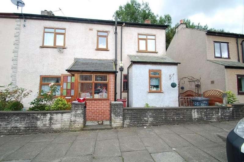 2 Bedrooms Semi Detached House for sale in Rawstorne Street, Wensley Fold, Blackburn