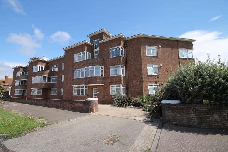 3 Bedrooms Ground Flat for sale in Burlington Court, George V Avenue, Worthing BN11 5RG