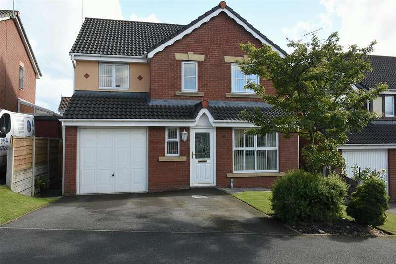 4 Bedrooms Detached House for sale in Elmridge Way, Winnington