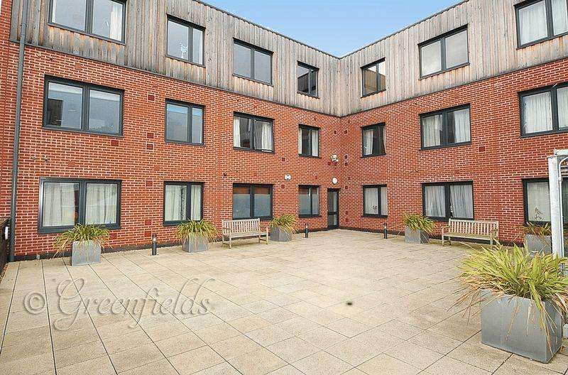 2 Bedrooms Apartment Flat for sale in Windmill Court, West Way, Ruislip