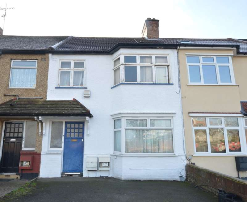 1 Bedroom Ground Flat for sale in Headstone Drive, Harrow, Middlesex, HA1 4UR