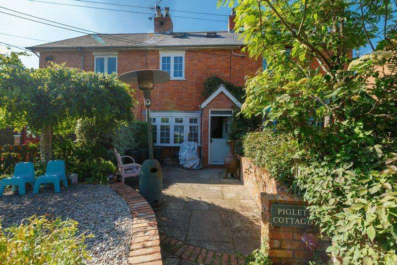 3 Bedrooms Terraced House for sale in 3 Parsonage Lane, Silverton