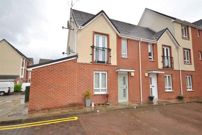 2 Bedrooms Mews House for rent in Ayrshire Close, Buckshaw Village, Chorley