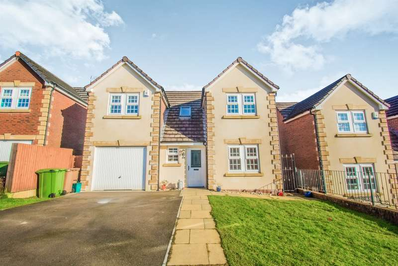 5 Bedrooms Detached House for sale in Rhodfa Glascoed, Blackwood