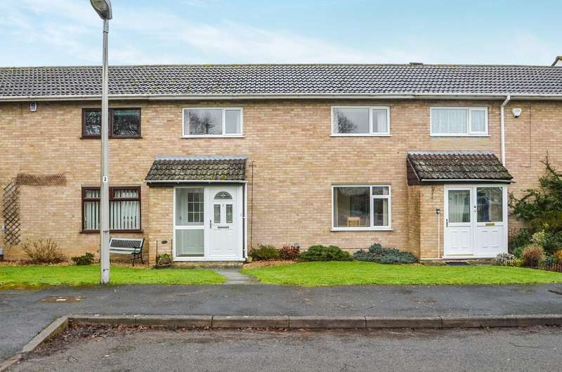 3 Bedrooms Terraced House for sale in Heyford Leys, Hillside, Rugby