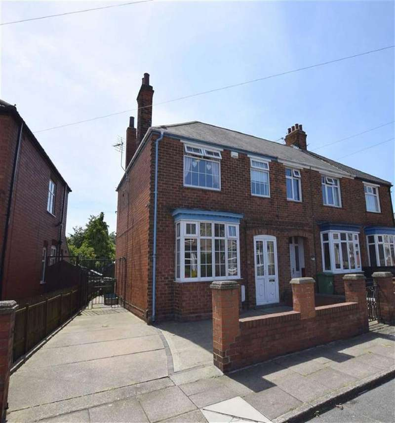3 Bedrooms Semi Detached House for sale in Ashtree Avenue, Grimsby, North East Lincolnshire