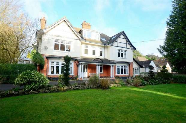 2 Bedrooms Flat for sale in Queens Park Avenue, Queens Park, Bournemouth