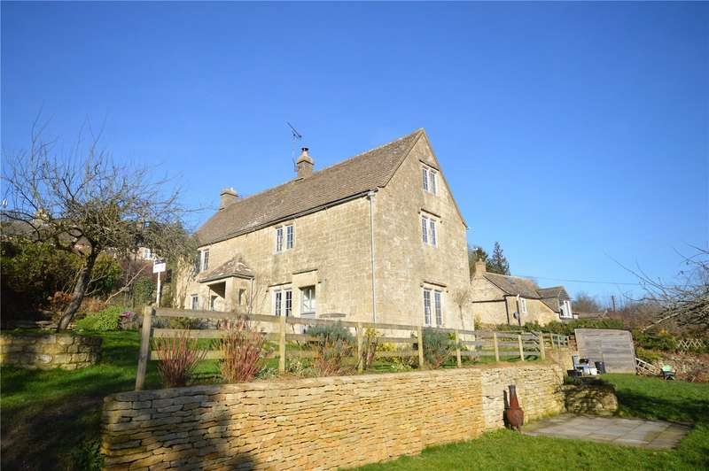 4 Bedrooms Detached House for sale in France Lynch, Stroud, Gloucestershire, GL6