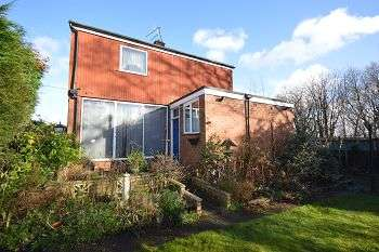 3 Bedrooms Detached House for sale in Lightley Close, Sandbach, CW11 4QF