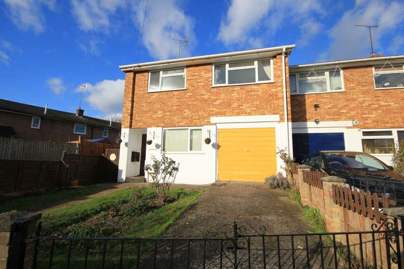 3 Bedrooms Semi Detached House for sale in Caversham, Reading, RG4