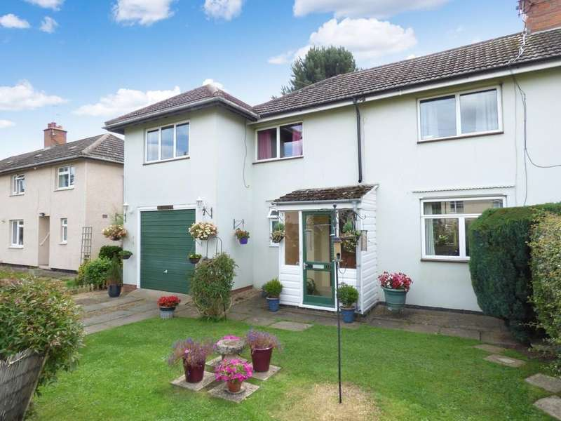 4 Bedrooms Semi Detached House for sale in Millers Close, Welford On Avon, Stratford-Upon-Avon