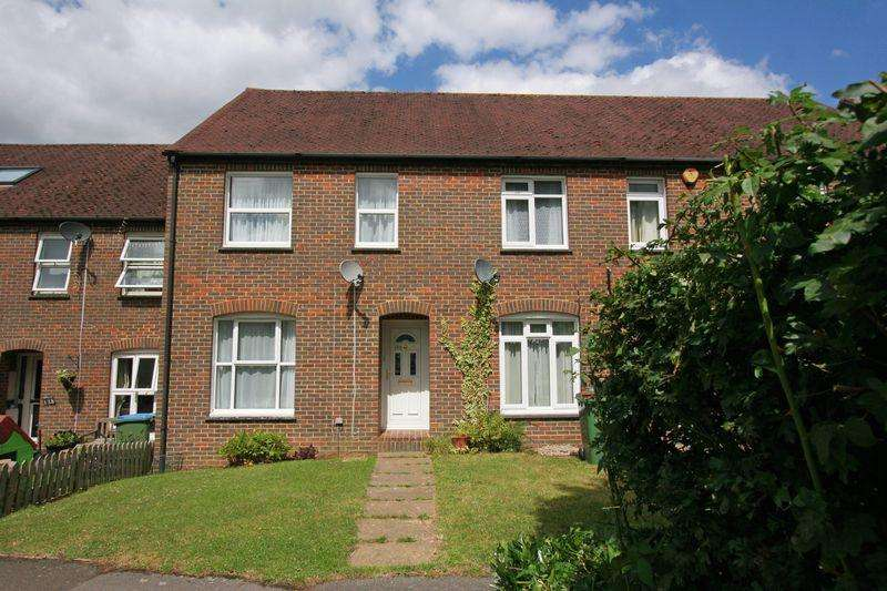 3 Bedrooms Terraced House for sale in Wantley Hill Estate, Henfield
