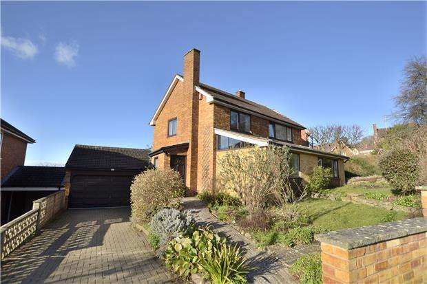 4 Bedrooms Detached House for sale in Forest View Road, Tuffley, GLOUCESTER, GL4 0BX