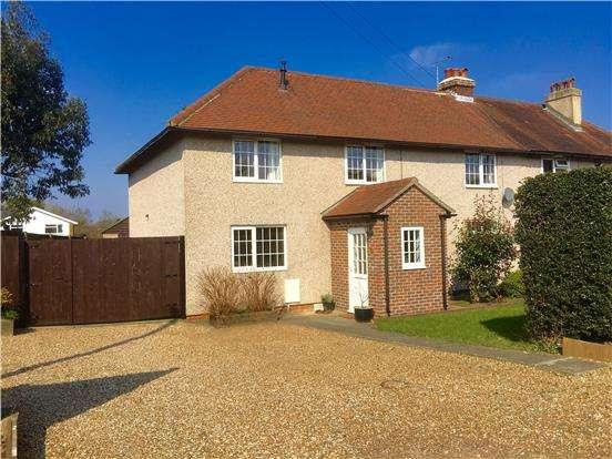 4 Bedrooms Semi Detached House for sale in Elmtree Cottages, Main Road, Knockholt, Sevenoaks, Kent, TN14 7JB