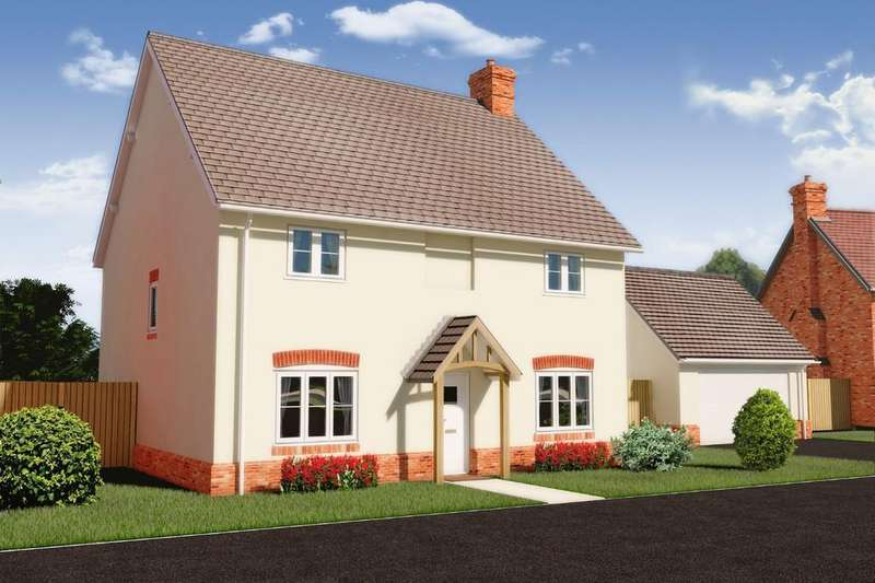4 Bedrooms Detached House for sale in Plot 12, Waterside Meadow, Whitchurch