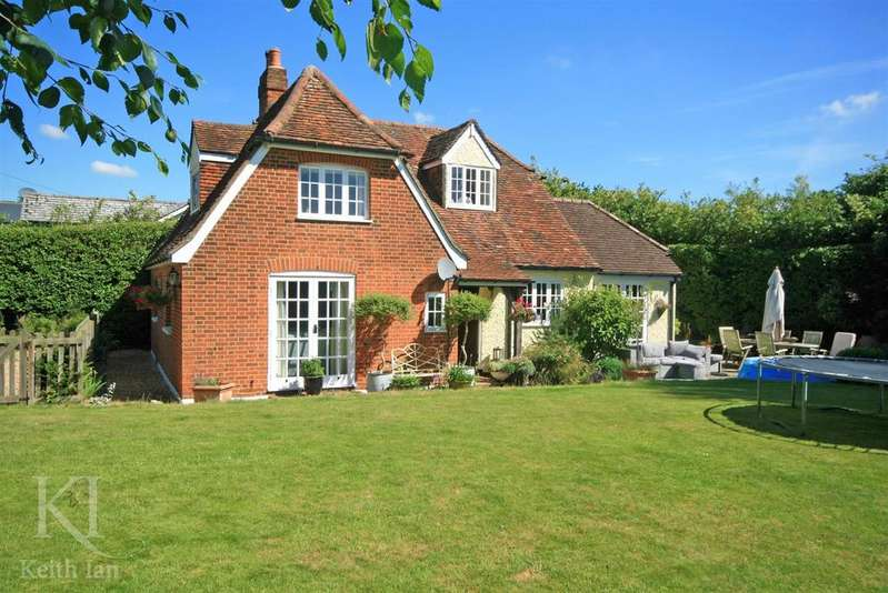 3 Bedrooms Detached House for sale in The Hoppits, Park Lane, Puckeridge
