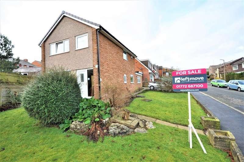 3 Bedrooms Detached House for sale in Oxford Drive, Kirkham, Preston, Lancashire, PR4 2XD