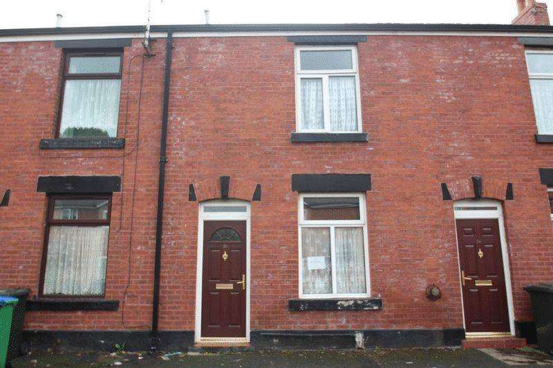 2 Bedrooms Terraced House for sale in Corbett Street, Rochdale, OL16 2EX