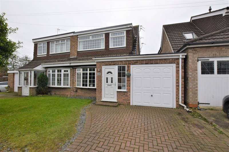 3 Bedrooms Semi Detached House for sale in Tytherington Drive, Macclesfield