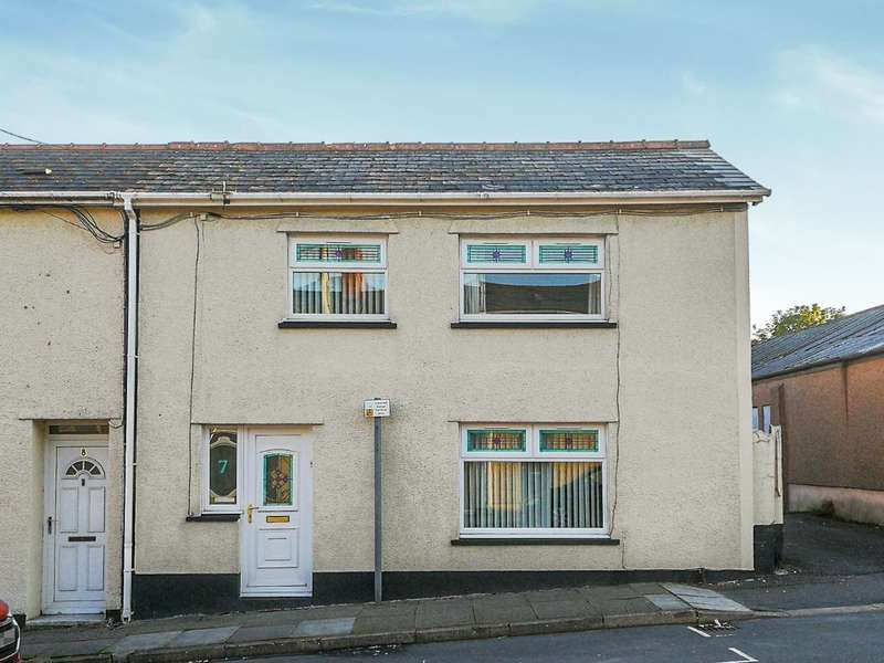 3 Bedrooms End Of Terrace House for sale in George Street, Brynmawr, Ebbw Vale, NP23