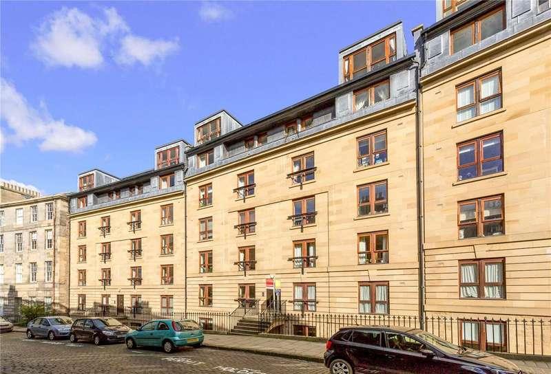 2 Bedrooms Flat for sale in 99B/9 St. Stephen Street, Stockbridge, Edinburgh, EH3