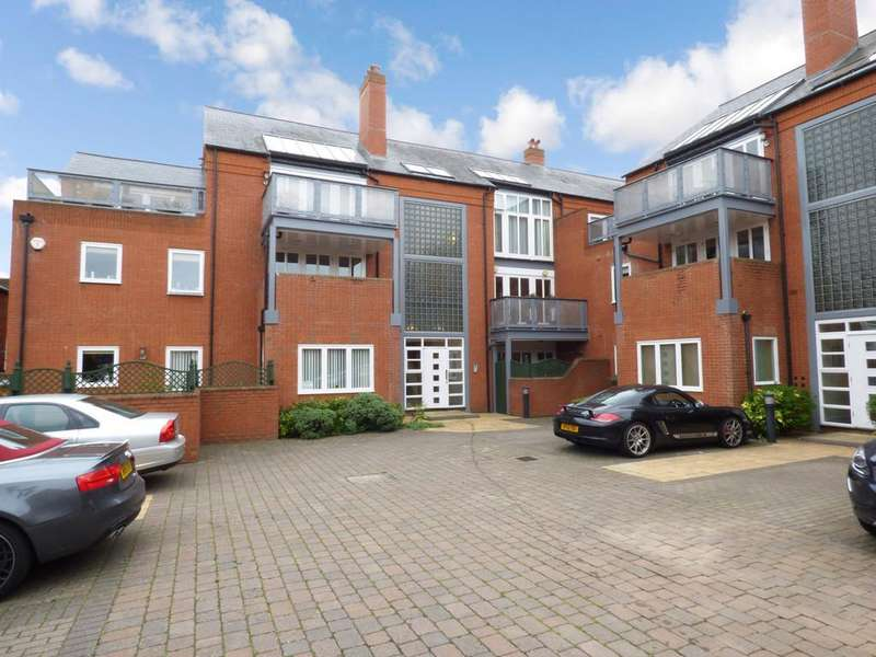 2 Bedrooms Apartment Flat for sale in Mansell Street, Stratford-Upon-Avon