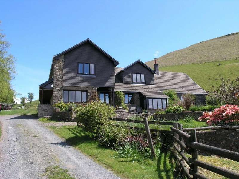 5 Bedrooms Land Commercial for sale in Llanafan Fawr, Builth Wells, LD2