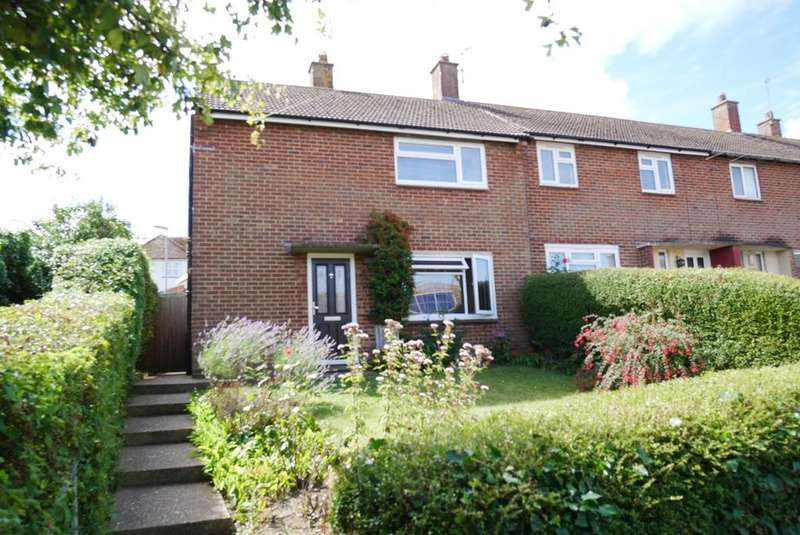 3 Bedrooms End Of Terrace House for sale in Greenway, Old Town, Eastbourne, BN20