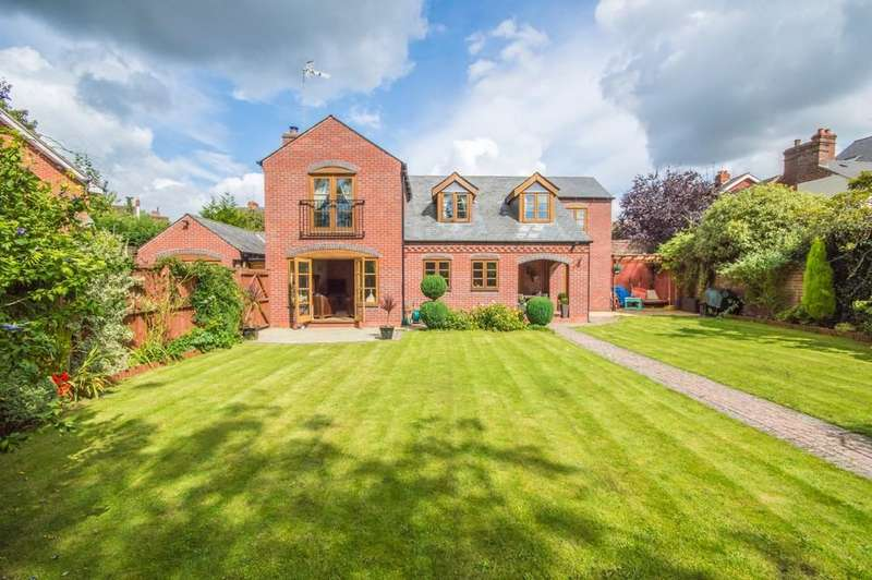 4 Bedrooms Detached House for sale in Baldwin Road, Stourport-on-Severn