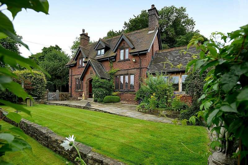 3 Bedrooms Detached House for sale in Ashbourne Road