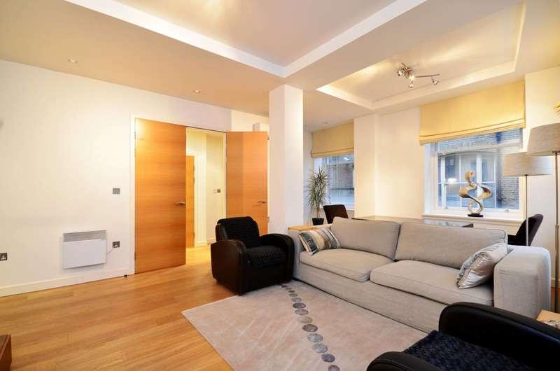 2 Bedrooms Flat for rent in Martin Lane, City, EC4R