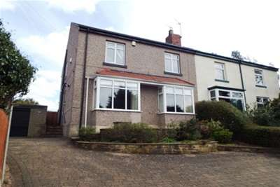 3 Bedrooms Semi Detached House for rent in Bocking Lane, Beauchief, Sheffield, S8