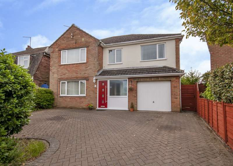 5 Bedrooms Detached House for sale in Bolton Avenue, Lincoln, Lincolnshire, LN6