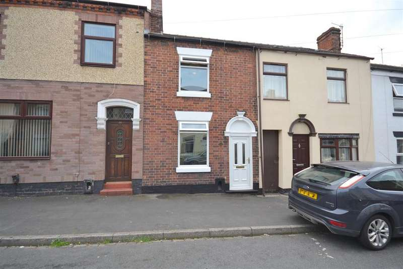2 Bedrooms Terraced House for sale in Ainsworth Street, Mount Pleasant, Fenton, Stoke-On-Trent