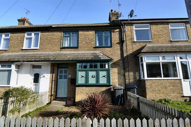 3 Bedrooms Terraced House for sale in Westmeads Road, Whitstable