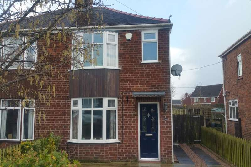 3 Bedrooms Semi Detached House for sale in Sutton Lane, Middlewich, CW10