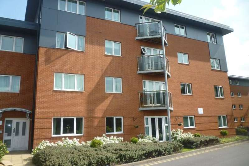 2 Bedrooms Flat for sale in Conisbrough Keep, Coventry, CV1