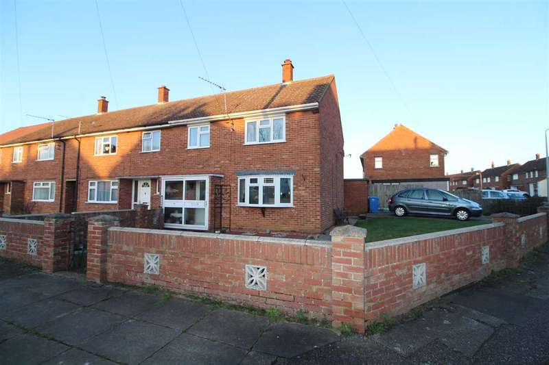 3 Bedrooms End Of Terrace House for sale in Swallow Road, Ipswich