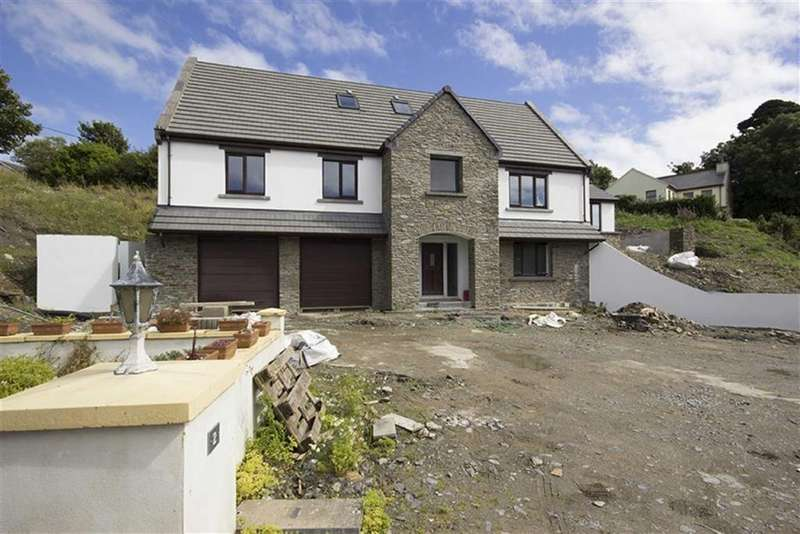 4 Bedrooms Detached House for sale in The Falls, Glen Maye, Isle of Man