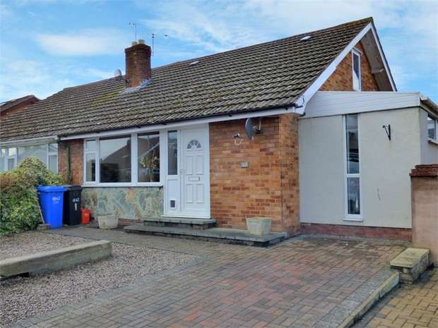 3 Bedrooms Semi Detached House for sale in Maes Stanley, Bodelwyddan, Rhyl, Denbighshire