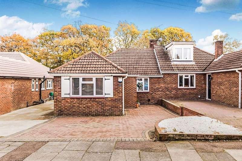 4 Bedrooms Semi Detached Bungalow for sale in Woodlands Park, Bexley, DA5