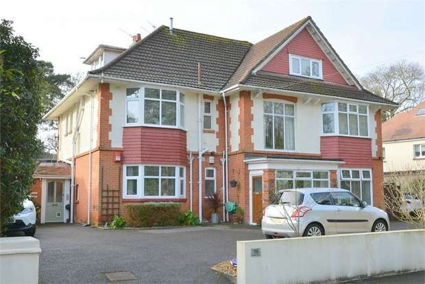 2 Bedrooms Flat for sale in Dunbar Road, Talbot Woods, BOURNEMOUTH