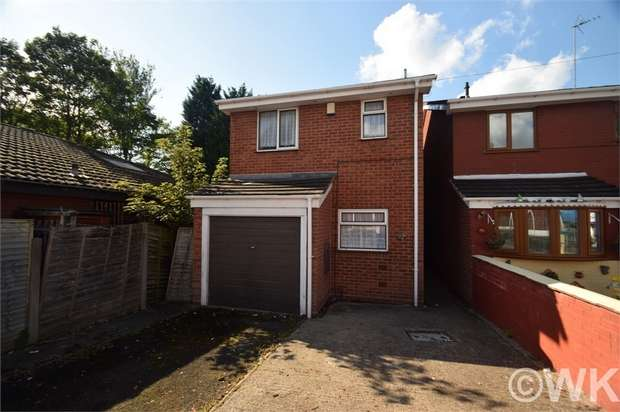 3 Bedrooms Detached House for rent in Clifton Lane, WEST BROMWICH, West Midlands