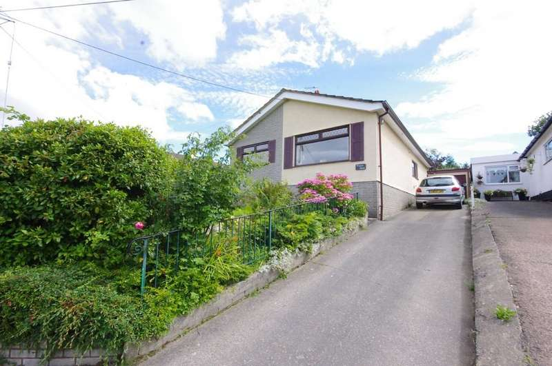 3 Bedrooms Detached Bungalow for sale in Trelogan, Holywell