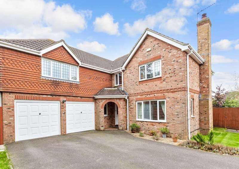 5 Bedrooms Detached House for sale in Rectory Lane, Ashington