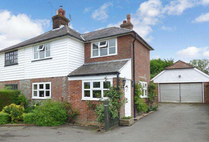 3 Bedrooms Semi Detached House for sale in South Street, South Chailey