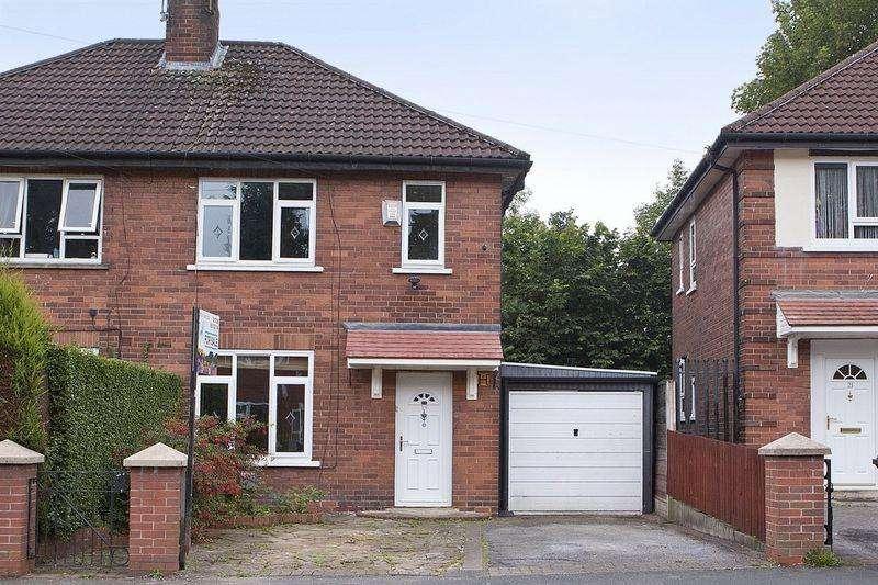 3 Bedrooms Semi Detached House for sale in Denehurst Road, Rochdale OL11 5DU