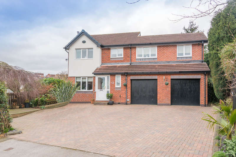 5 Bedrooms Detached House for sale in Moor Farm Rise, Mosborough